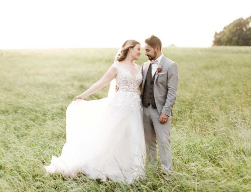 Boho Hochzeit mit Indie – Touch von Anna und Georgij